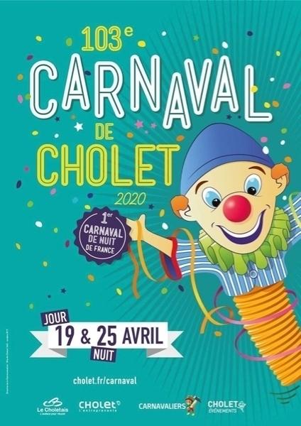 Carnaval de Cholet 2020