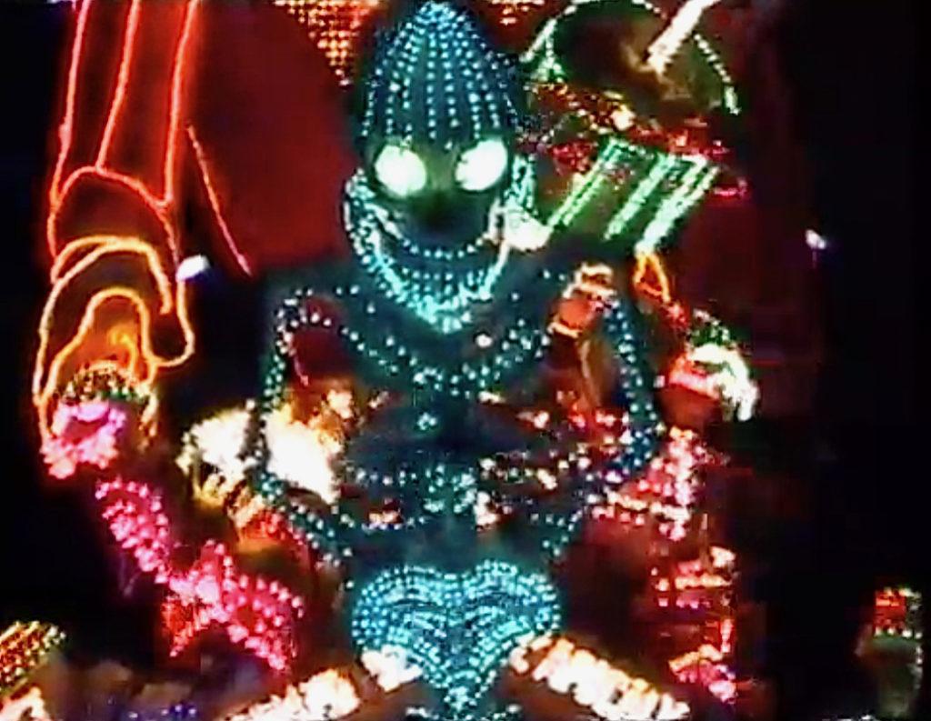 Le Commando de l'Apocalypse - System'D. Carnaval de Cholet 2000.
