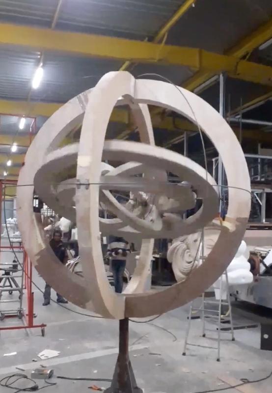 La sphère en mouvement 15 novembre 2019 System'D