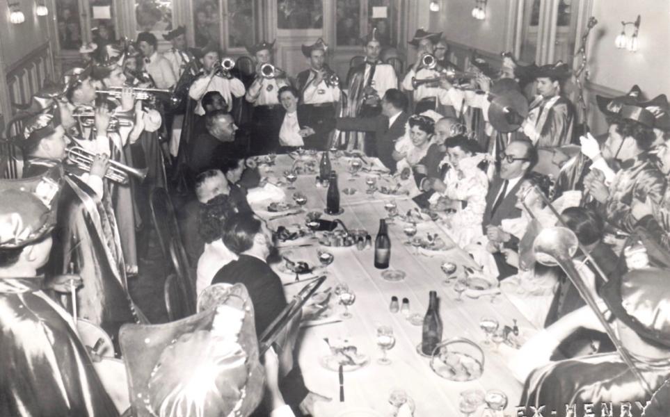 Mi-Carême de Cholet 1953