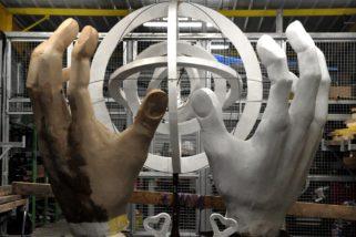 Essais des deux mains System'D