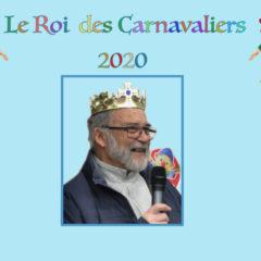 Le Roi des carnavaliers 2020