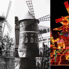 Moulin Rouge et carnavals