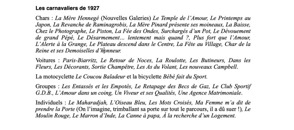 1927 Échos de Châtealaudren et de Cholet