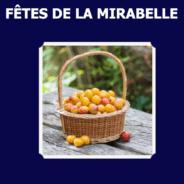 Les Fêtes de la mirabelle