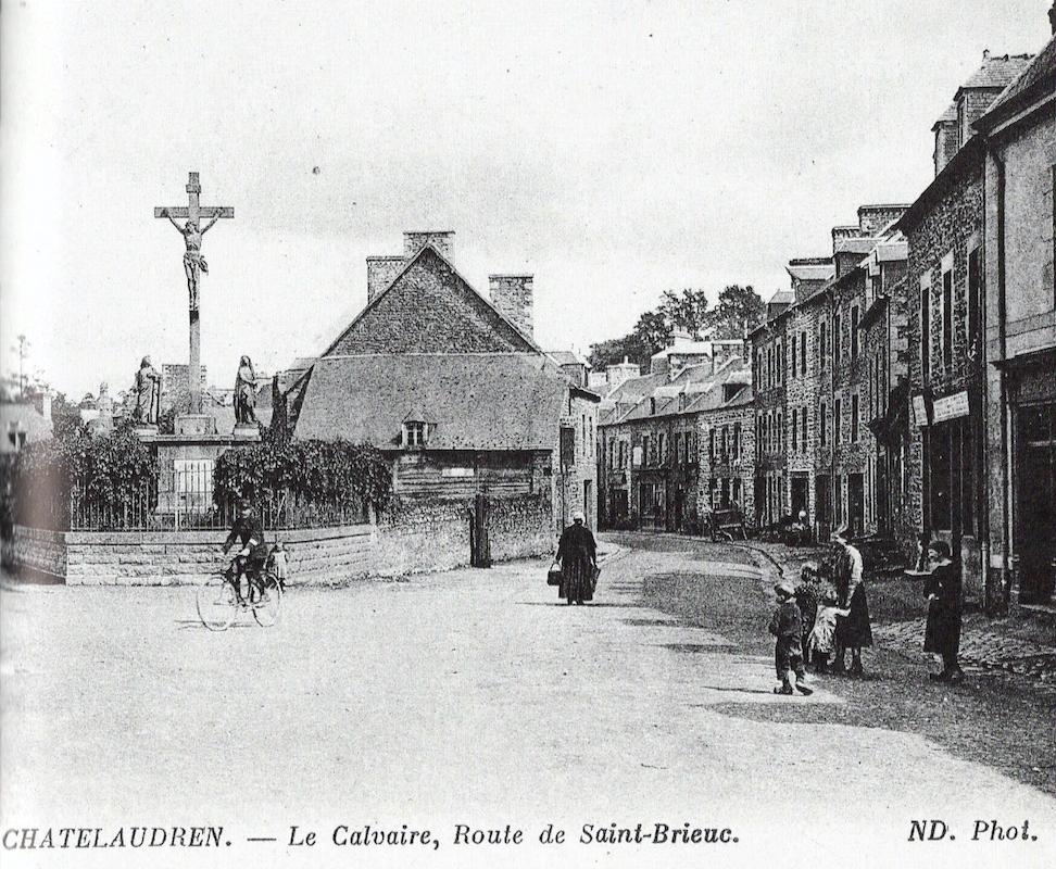 1927 Échos de Châteaulaudren et Cholet