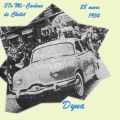 Dyna, 28 mars 1954