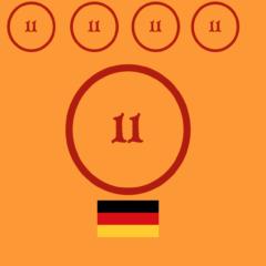 11 novembre, un jour différent en Allemagne