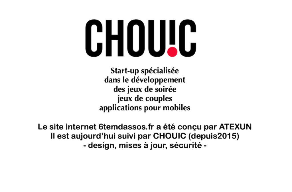 La Start-up Chouic ! est partenaire de System'D Association