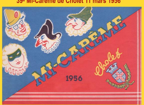 Revivre la mi-Carême 1956 (1)
