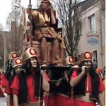 Porteurs Inca System'D Carnavaliers Cholet