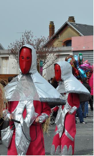Dresseuses System'D Carnavaliers Cholet