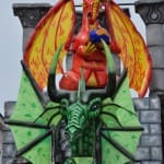 System'D Boulevard Faidherbe Cité des Dragons Carnaval Cholet. 6temdassos.fr 12