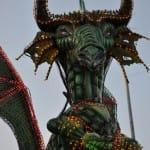 System'D Le grand dragon vert du char. 6temdassos.fr