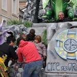 System'D Enfants photographiés Carnaval Cholet. 6temdassos.fr 20