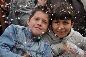 System'D jeunes spectateurs Carnaval Cholet. 6temdassos.fr 22
