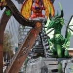System'D harpe celtique Carnaval Cholet. 6temdassos.fr 9