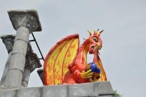 System'D dragon flamboyant Carnaval Cholet. 6temdassos.fr 11