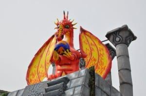 System'D Dragon flamboyant Carnaval Cholet. 6temdassos.fr 10